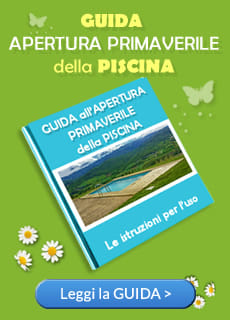Guida all'apertura primaverile piscina