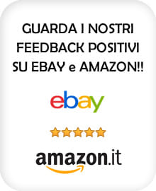 Feedback Amazon e Ebay