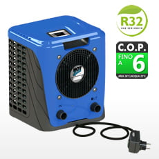 Pompa di calore per piscine fuori terra Heat Hot Splash HS35